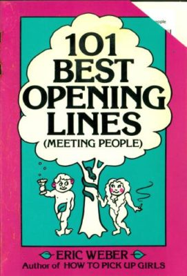 101 Best Opening Lines cover