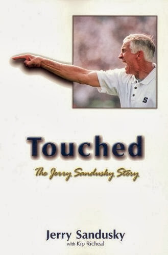 touched Jerry Sandusky story