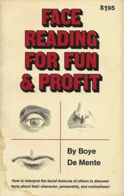 Face Reading for Fun & Profit cover