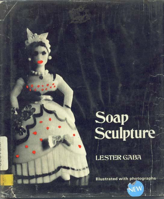 Soap Sculpture cover