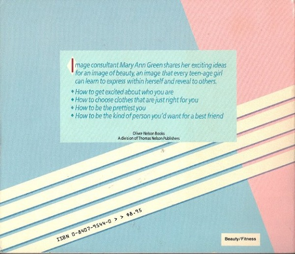 Teen I Want to Be back cover