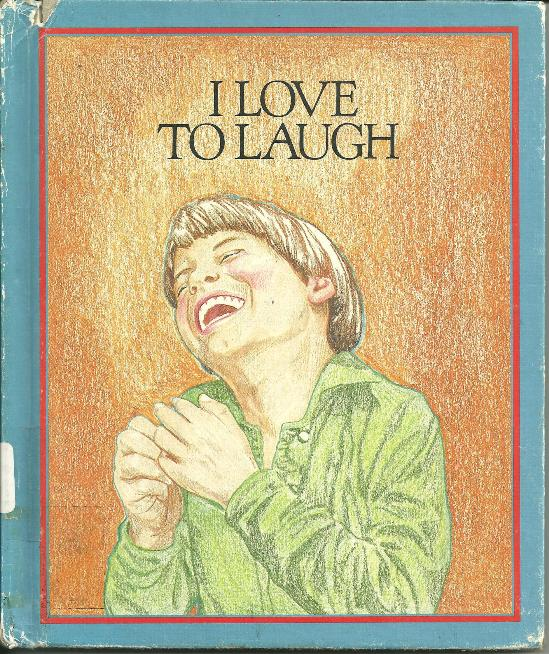 I Love to Laugh cover