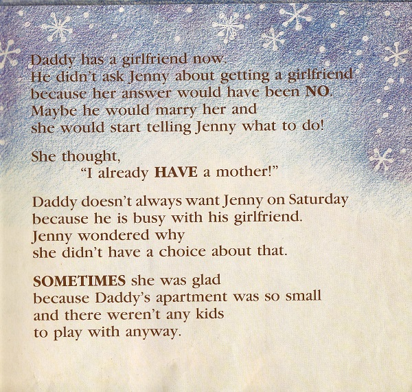 Daddy's girlfriend