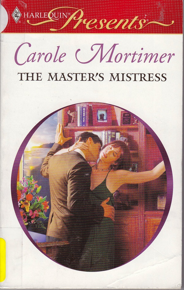 The Master's Mistress cover