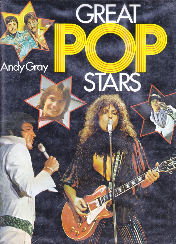 Great Pop Stars cover