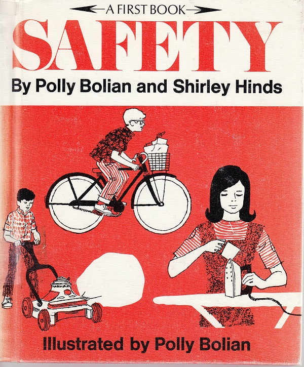First Book of Safety cover