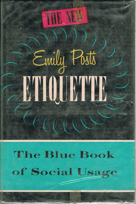Emily Post cover