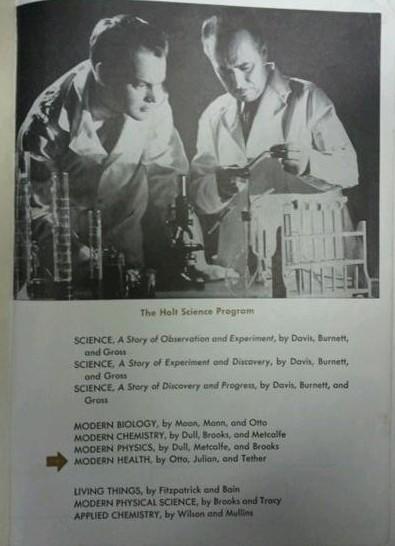 The Holt Science Program