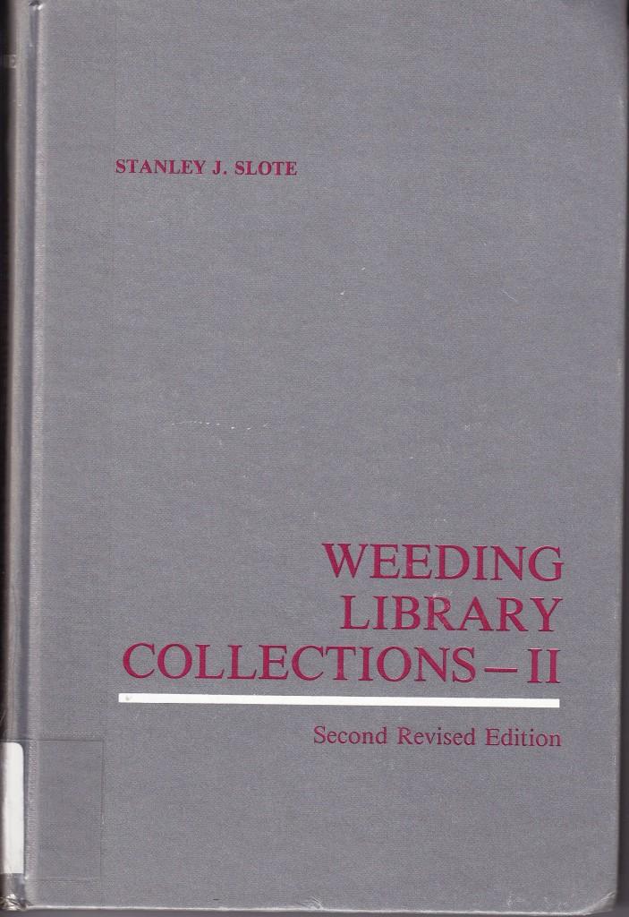 weeding book