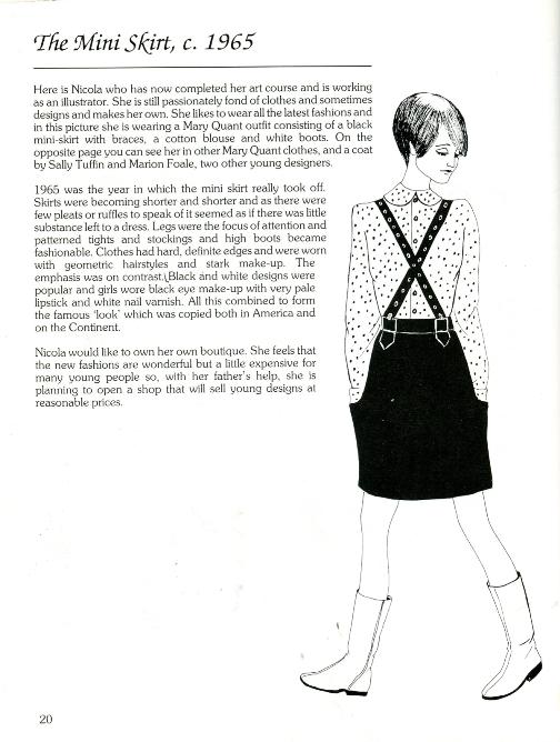 The Mini Skirt 1965