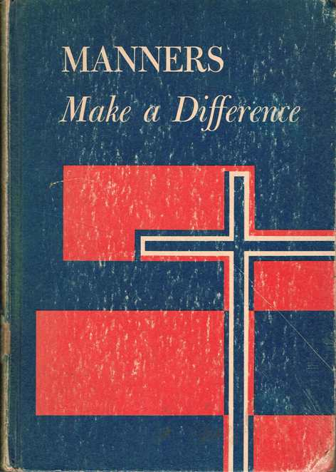 Manners Make a Difference cover