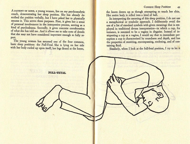 Full-Fetal position