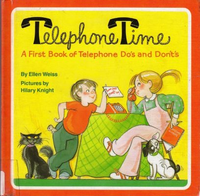 Telephone Time cover
