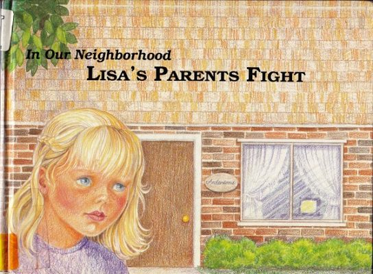 Lisa's Parents Fight cover