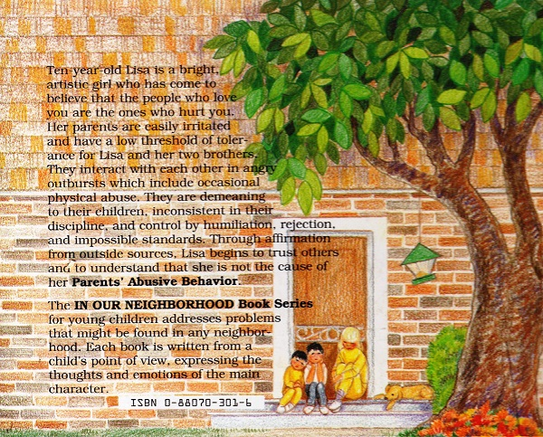 Lisa's Parents Fight back cover