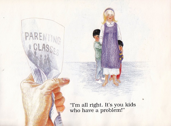 kids are the problem