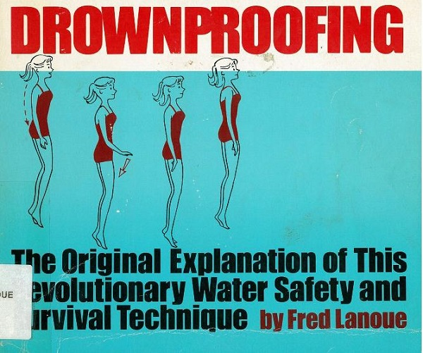 Drownproofing cover