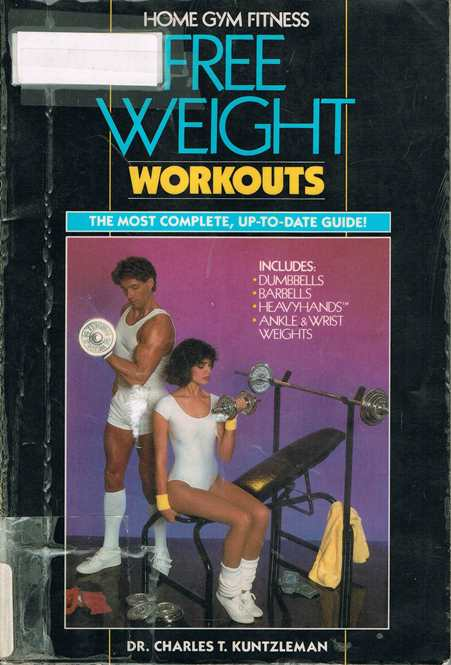 Free Weight Workouts cover