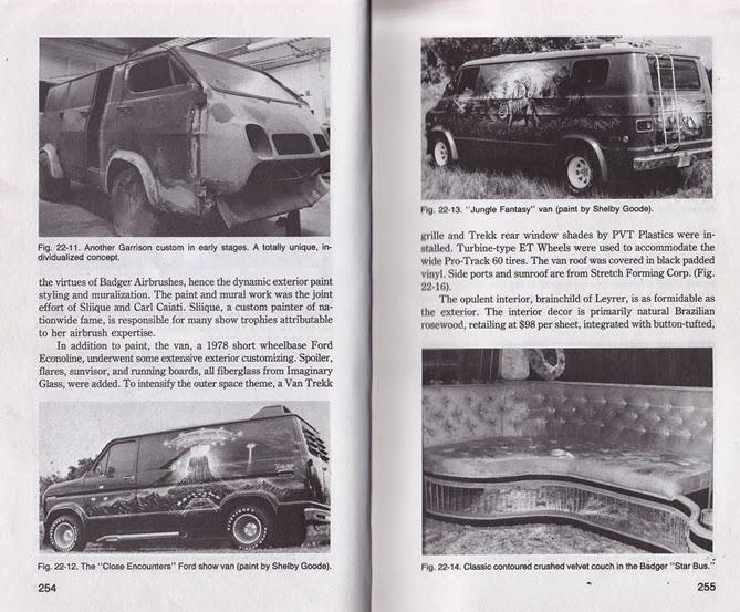Customized vans