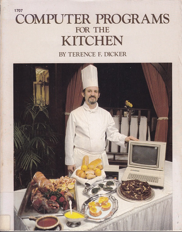 Computer Programs for the Kitchen - cover