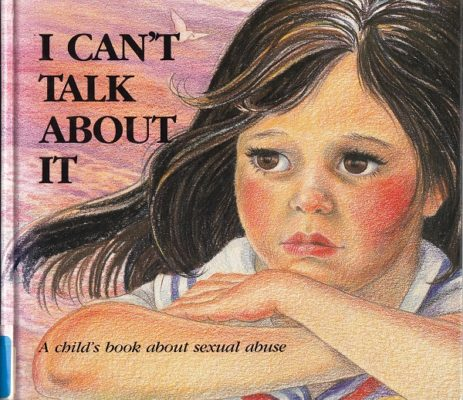 I Can't Talk About It cover