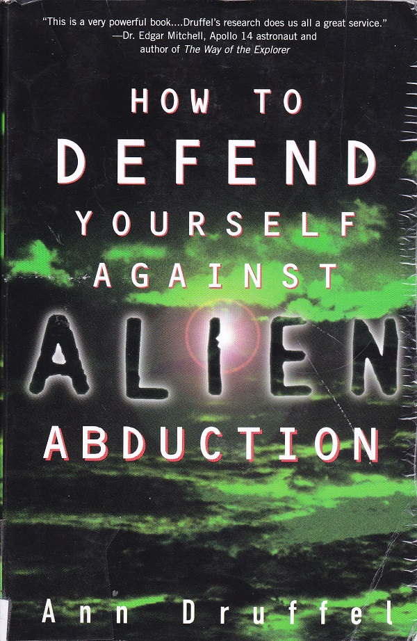 Alien Abduction - cover