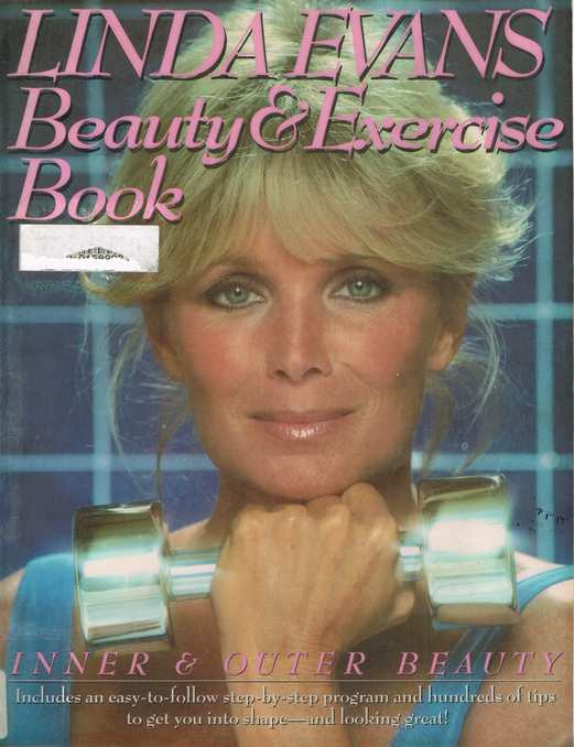 Linda Evans Beauty and Exercise Book