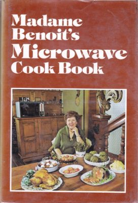 Microwave Cook Book cover
