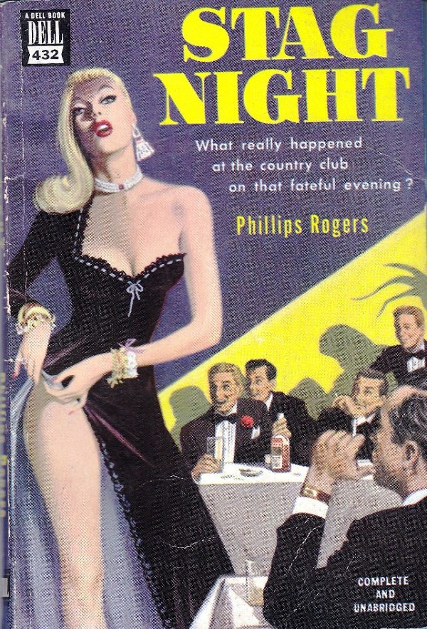 Stag Night cover