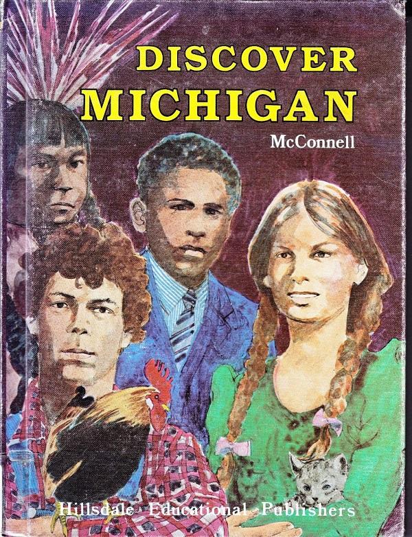 Discover Michigan cover