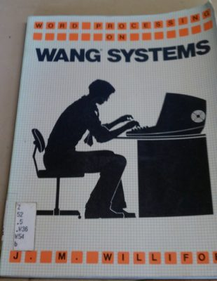 Wang Systems cover