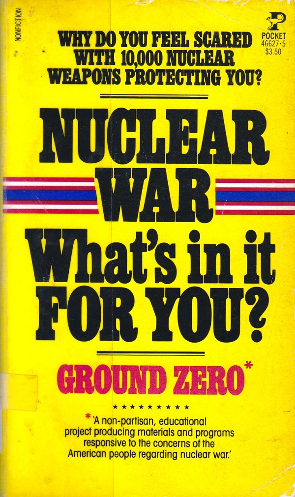 Upside of Nuclear War cover