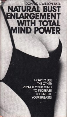 bust enlargement with mind power