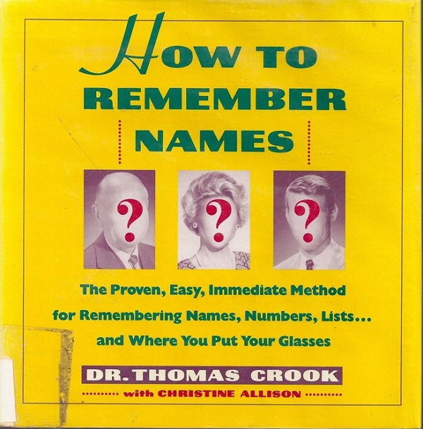 Remember Names cover