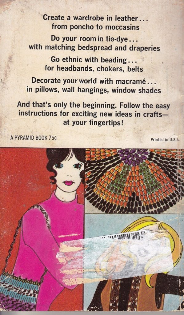 Great and Groovy Things to Make back cover