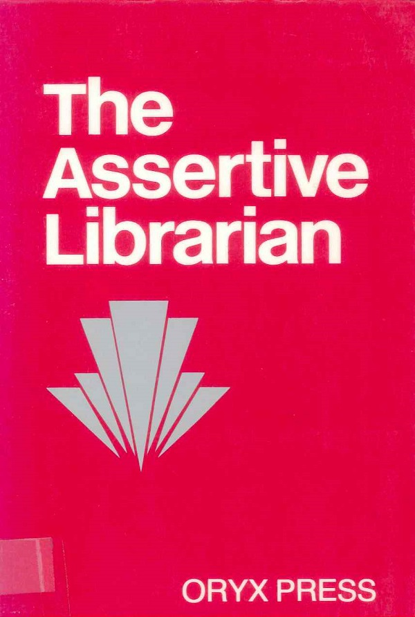 The Assertive Librarian cover