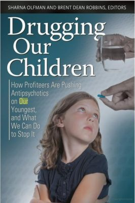 Drugging Our Children cover
