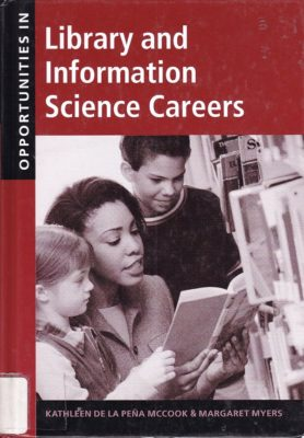 Library and Information Science Careers