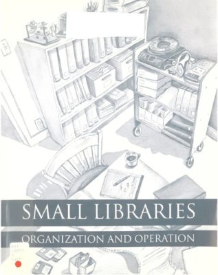 Small Libraries cover
