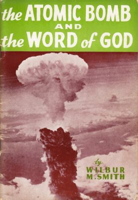The Atomic Bomb and the Word of God cover