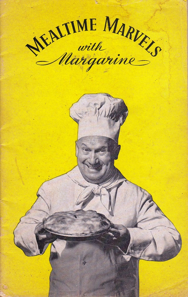 Mealtime Marvels with Margarine cover