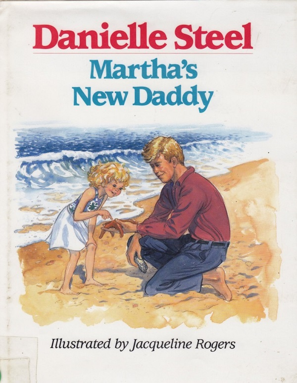 Martha's New Daddy cover
