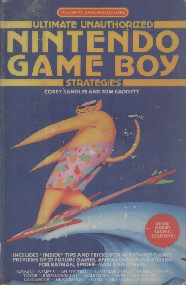 Game Boy Strategies cover