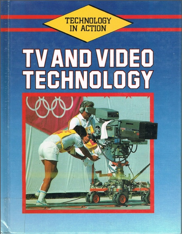 technology and video cover