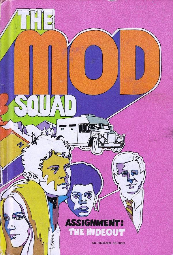 Mod Squad - cover