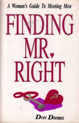 Finding Mr. Right cover