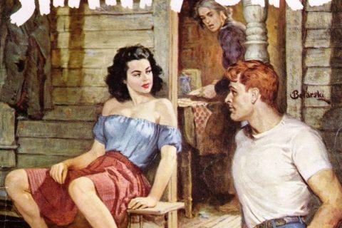Shanty Girl cover