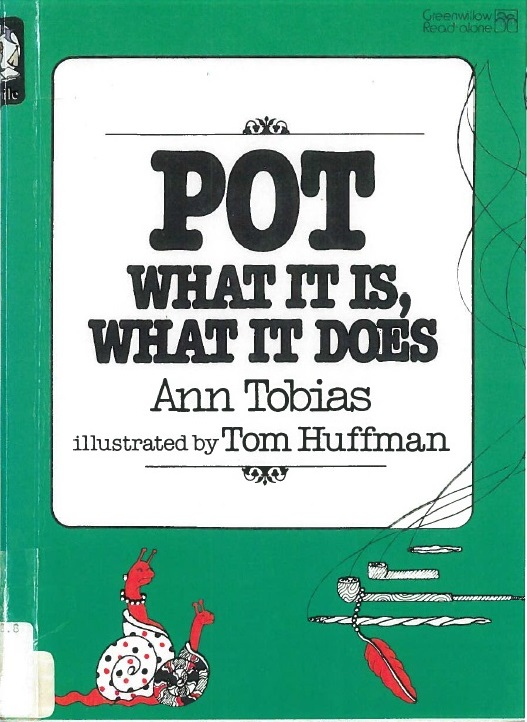 Pot what it is what it does cover