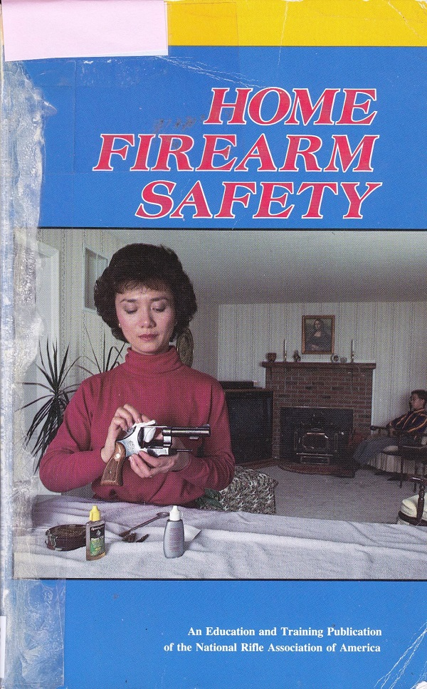 Home Firearm Safety cover
