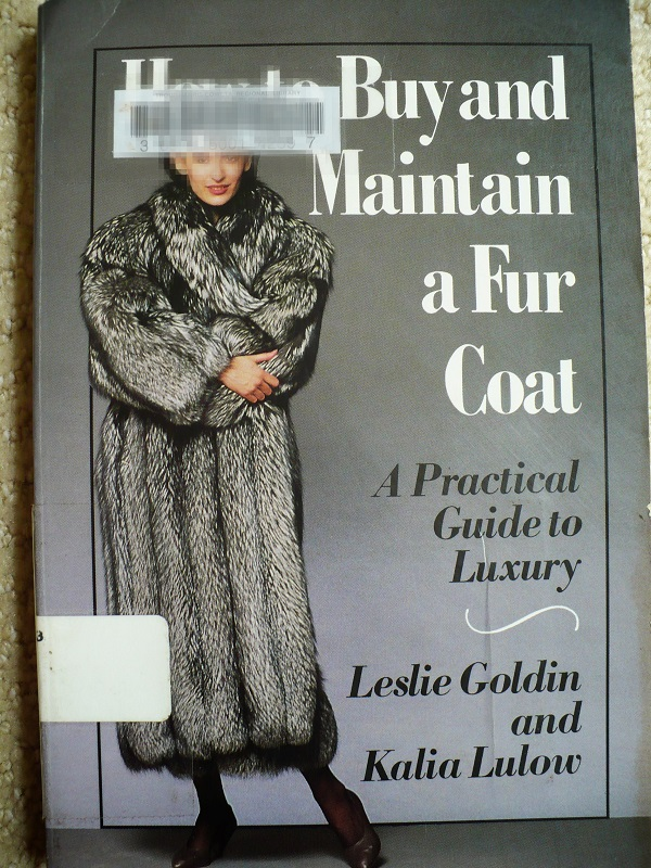Buy and Maintain a Fur Coat -cover